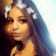 """""""Natacha Sofia (Rodrigues), participante de Love On Top 5 au Portugal, prétend avoir couché avec Cristiano Ronaldo en mars 2017 alors qu'il était en couple avec Georgina Rodriguez... Photo Instagram."""""""