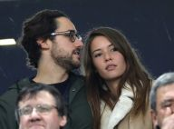 Thomas Hollande et sa chérie, tendres devant les All Blacks impitoyables