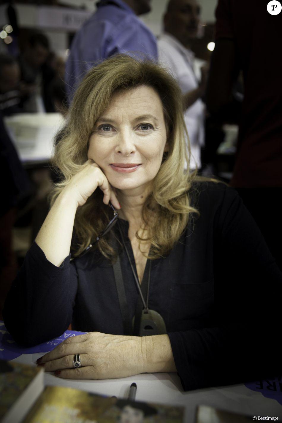Valérie Trierweiler - Foire du Livre de Brive 2017, le 11 novembre 2017. © Frédéric Maligne/Bestimage