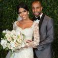 """""""L'attaquant du PSG Lucas a épousé  Larissa Saad au Brésil, le 23 décembre 2016. """""""