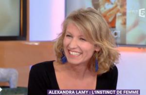 Alexandra Lamy veut
