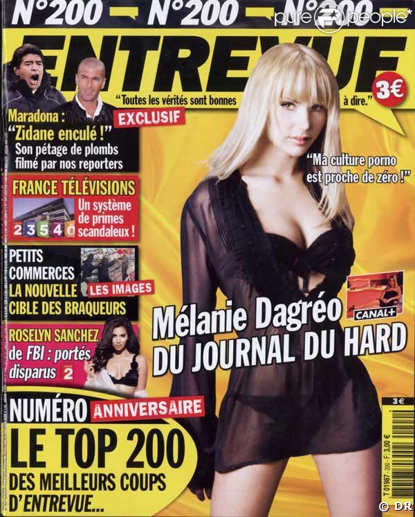 Mélanie Dagreo