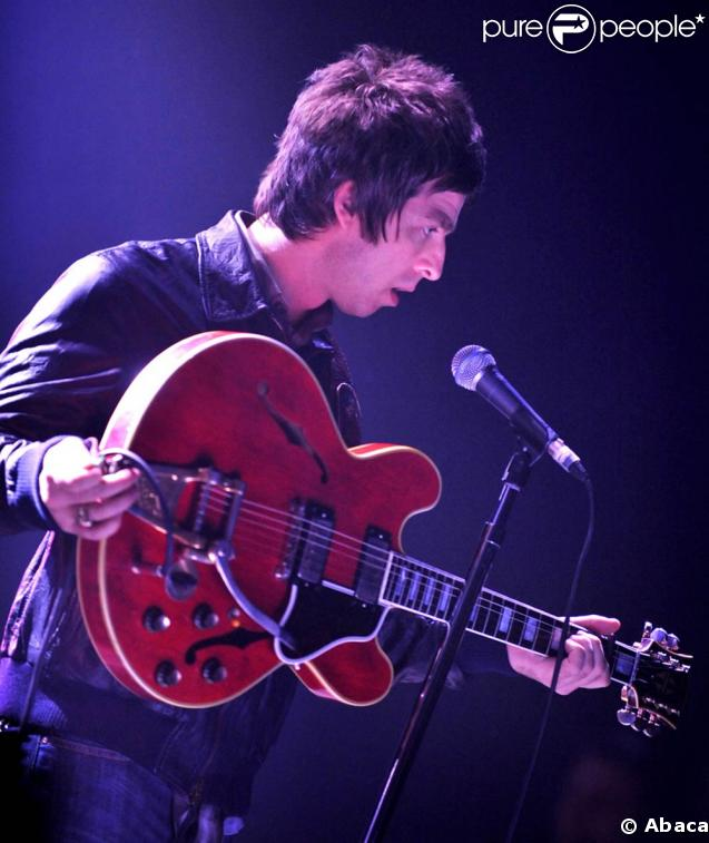 Noel Gallagher, d'Oasis