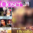 Closer en kiosques le 17 novembre 2017