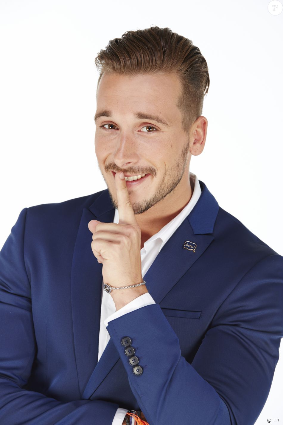 Julien, candidat de Secret Story 10.