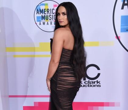 Demi Lovato : Sublime au côté d'une politicienne transsexuelle qui l'inspire