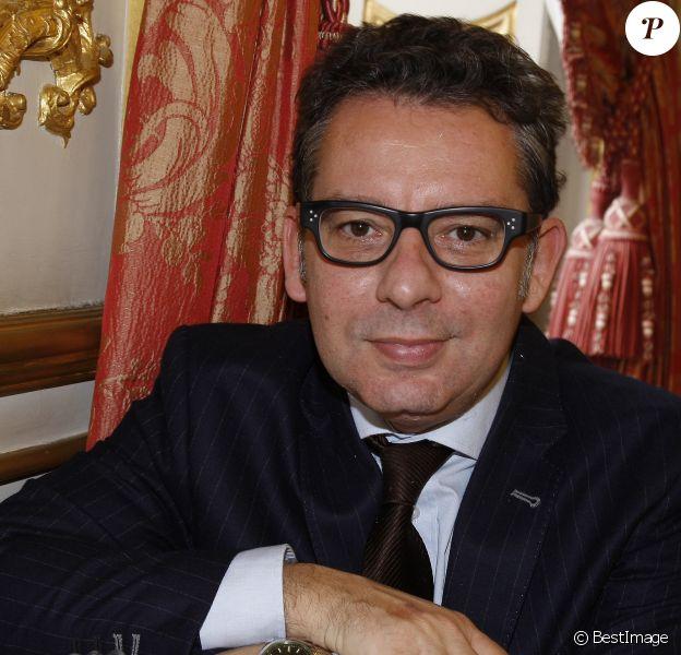Le journaliste Frédéric Haziza est accusé d'agression sexuelle.