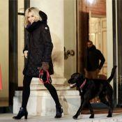 Brigitte Macron : Stylée en doudoune, la première dame brave le froid pour Nemo