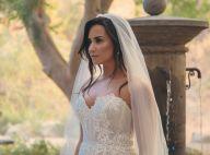 Demi Lovato en robe de mariée : La chanteuse enflamme la Toile