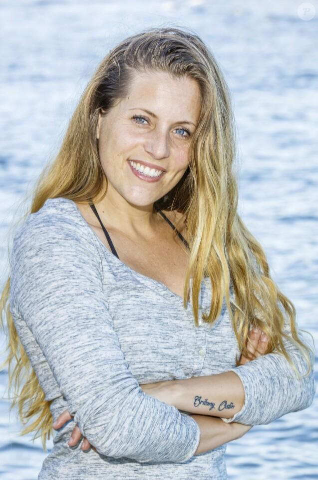 """Mélanie, 34 ans, en recherche d'emploi et candidate de """"Koh-Lanta Fidji"""" sur TF1."""