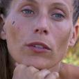 "Mélanie dans ""Koh-Lanta Fidji) (TF1), épisode diffusé vendredi 17 novembre 2017."