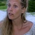 "Mélanie - ""Koh-Lanta Fidji"" sur TF1, le 20 octobre 2017."