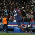 Neymar Jr. - Match de Ligue des Champions, Paris Saint-Germain - Celtic Glasgow au Parc des Princes à Paris, le 22 novembre 2017. © Marx Ausset-Lacroix/Bestimage