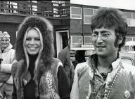 """Brigitte Bardot : """"J'ai retrouvé John Lennon à poil dans mon lit"""""""