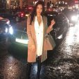"""Nabilla Benattia sexy sur Instagram, 2017"""