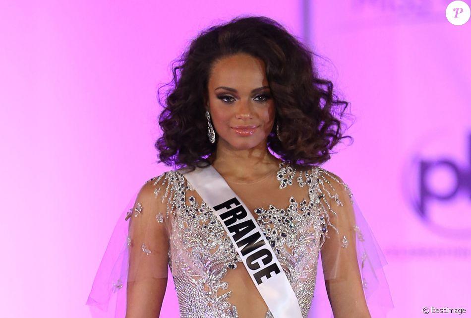 Miss univers alicia aylies d ue ne comprend pas son tr s mauvais classement purepeople - Miss france 2017 interview ...