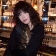Exclusif - Isabelle Adjani - Soirée d'inauguration du Café Pouchkine au 16, place de la Madeleine dans le 8ème arrondissement à Paris le 29 novembre 2017. © Julio Piatti/Bestimage