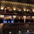 Exclusif Ambiance - Soirée d'inauguration du Café Pouchkine au 16, place de la Madeleine dans le 8ème arrondissement à Paris le 29 novembre 2017. © Julio Piatti/Bestimage