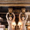 Exclusif - Ambiance - Soirée d'inauguration du Café Pouchkine au 16, place de la Madeleine dans le 8ème arrondissement à Paris le 29 novembre 2017. © Julio Piatti/Bestimage