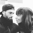 Benoît Paire et Shy'm, amoureux - Photo publiée le 12 octobre 2015