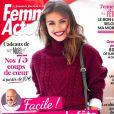 """Couverture du magazine """"Femme Actuelle"""", numéro du 4 au 10 décembre 2017."""