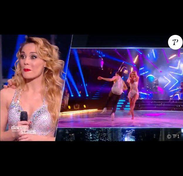 Joy Esther - 2e danse - 8e prime de Danse avec les stars, le 2 décembre 2017 sur TF1