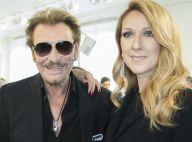"""Céline Dion, qui avait enregistré une chanson avec Johnny, pleure """"une légende"""""""