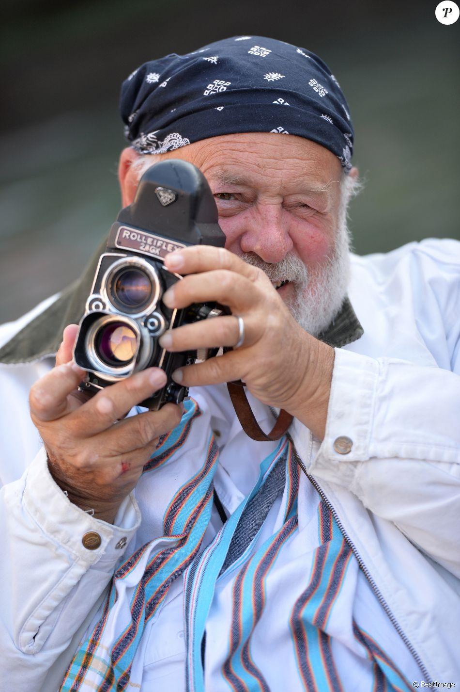 Bruce Weber à Venise, La Mostra. Le 3 septembre 2013.