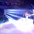 Lenni-Kim lors de la finale de DALS 8 le 13 décembre 2017 sur TF1.