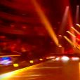 Agustin Galiana dans DALS 8, le 13 décembre 2017 sur TF1 lors de sa deuxième danse.