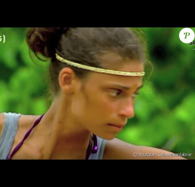 Tatiana Silva en 2010 dans l'émission Expeditie Robinson (Expédition Robinson.