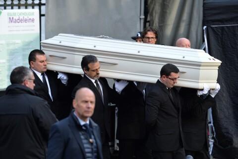 Enterrement de Johnny Hallyday : Laeticia a fait des choix précis