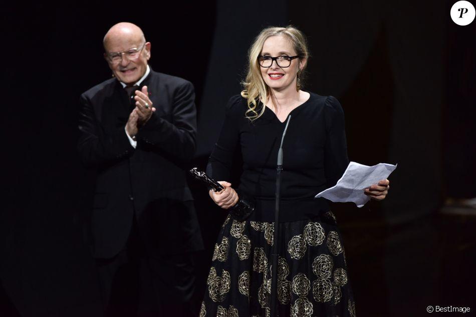 Julie Delpy - Tapis Rouge du European Film Award à Berlin Le 09 décembre