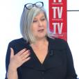 Nathalie Noennec face à la polémique dans le Buzz Tv de Tv Magazine, le 11 décembre 2017.