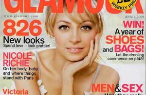 Nicole Richie au top du Glamour !