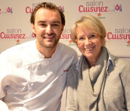 """Mercotte (Meilleur Pâtissier) : """"Cyril Lignac est comme mon cinquième fils"""""""