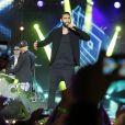 La Fouine - No Web No Chaines TV - Le concert pour la Tolérance de Agadir fête ses 10 ans le 3 octobre 2015. 03/10/2015 - Agadir