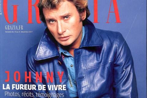 """Johnny Hallyday et son père, un vagabond : """"J'étais tout seul à son enterrement"""""""