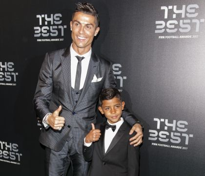 Cristiano Ronaldo : Son fils, son double... et sa plus belle réussite marketing ?