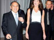 Carla Bruni : Nicolas Sarkozy lui refait le coup... de la surprise ! Il la rejoint dans un gala !