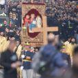 Illustration - Obsèques du roi Michel de Roumanie à Bucarest, le 16 décembre 2017.