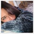Pauline Ducruet a un petit coup de blues, photo Instagram 4 décembre 2017 à New York