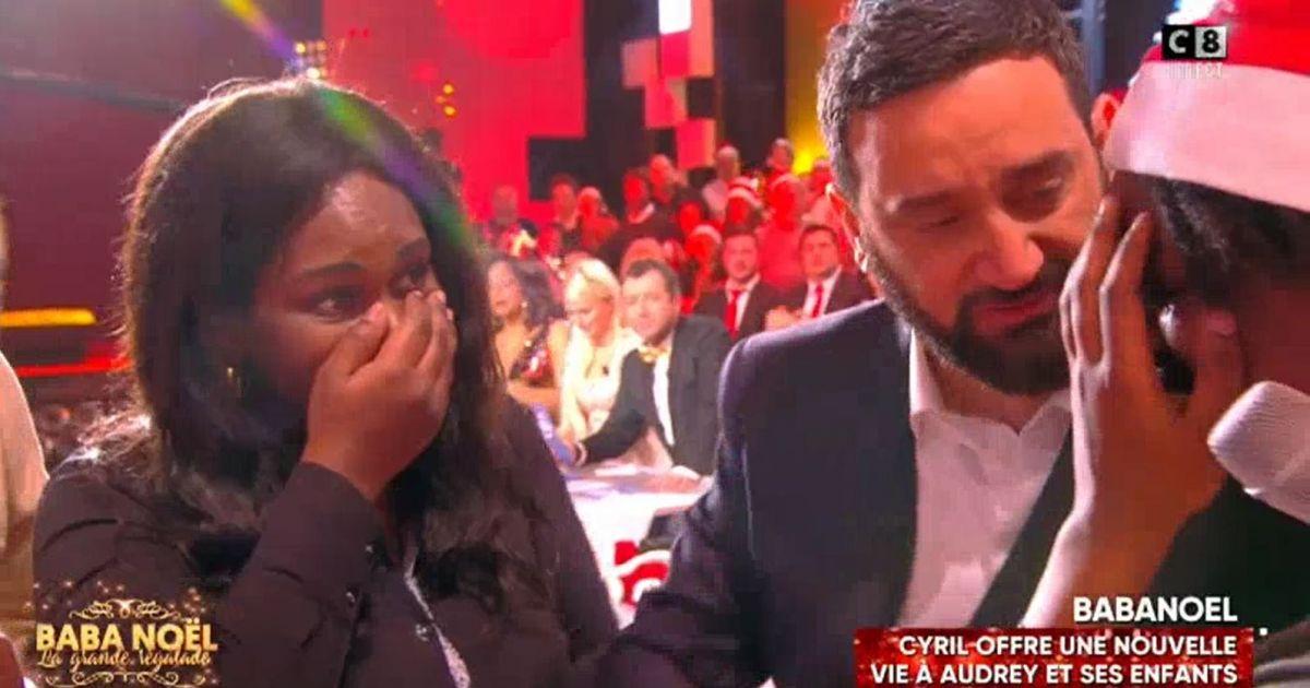 Cyril hanouna et ses chroniqueurs en larmes l 39 incroyable cadeau une famille - Maison de cyril hanouna ...