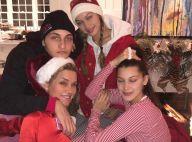 Gigi et Bella Hadid : Les soeurs fêtent Noël avec Zayn Malik et sa soeur