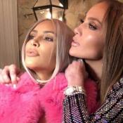 Kim Kardashian et Jennifer Lopez : Les bombes embrasent la toile