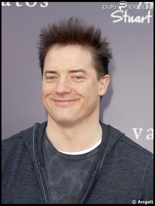 brendan fraser fat. are all rendan newsletter
