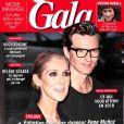 """Couverture du magazine """"Gala"""" en kiosques le 3 janvier 2018"""