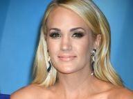 Carrie Underwood : Son visage très abîmé après une chute, son terrifiant récit
