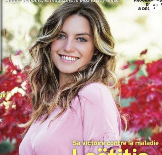 Laetitia Milot en couverture de Télé 7 Jours