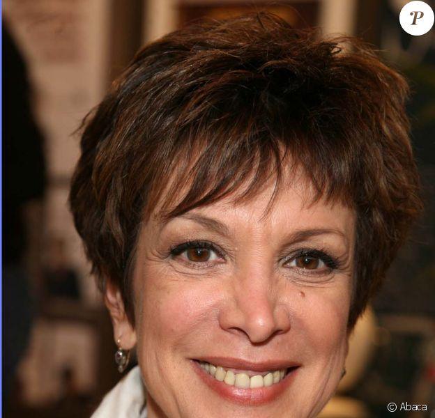 Catherine Laborde, présentatrice de la Météo sur TF1